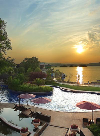 专访绿城千岛湖喜来登度假酒店总经理黎纹良先生