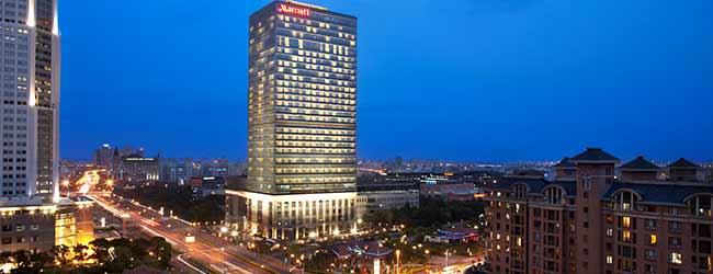 上海万豪酒店集团_上海金桥红枫万豪酒店 释放心情 沉醉浪漫